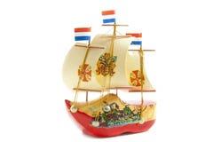 holenderska żaglówka obraz royalty free