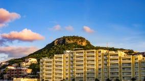 Holenderska wyspa St Maarten Obrazy Royalty Free