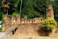 Holenderski fort zdjęcie royalty free