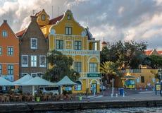 Holenderski kolonisty dom Willemstad Obrazy Royalty Free