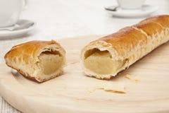 Holenderski masło tort zdjęcie stock