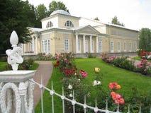 Holenderski pensjonat w Pavlovsk Zdjęcie Stock