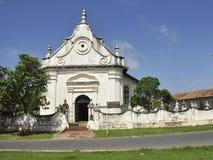 Holenderski reforma kościół Obrazy Royalty Free