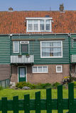 Holenderski rybaka dom Obraz Stock