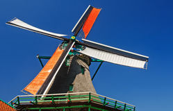 holenderski wiatraczek Fotografia Stock