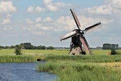 holenderski wiatraczek Obrazy Stock