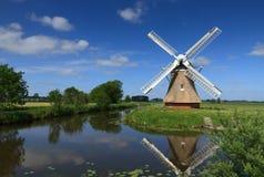 Holenderski wiatraczek Zdjęcie Royalty Free