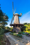 Holenderski wiatraczek - golden gate Parkuje, San Fransisco Zdjęcia Stock