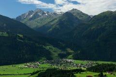 Holersbach im Pinzgau, Hohe Tauern, Österreich Stockfotografie