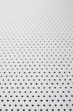Holes In Metal Background Stock Images
