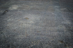 Holes on road surfaces Royalty Free Stock Photography