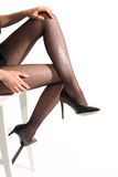 Holes tights Royalty Free Stock Photography