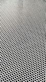 Trippy. Photo of a speaker cover Stock Image