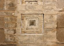 Holes in walls Royalty Free Stock Photography