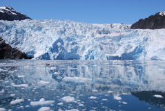 holgate de glacier Photos libres de droits