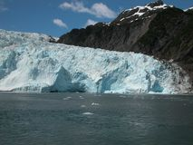 Holgate Glacier - Alaska Stock Photography