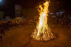 Holi节日印度 免版税库存图片