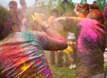 Holi Royalty Free Stock Images