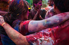 Holi Stock Photo