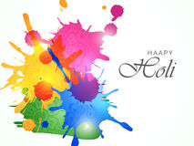 Holi Background Royalty Free Stock Photos