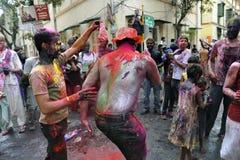 Holi Celebration Stock Image
