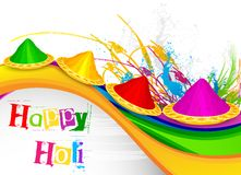 Holi Celebration Royalty Free Stock Image