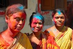 Holi Celebration Royalty Free Stock Photo