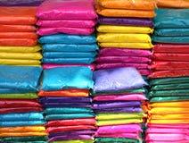 Holi Colors Background Stock Photography