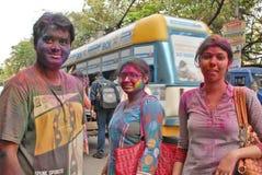 Holi Colour Stock Photo