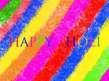 Holi feliz Imagens de Stock