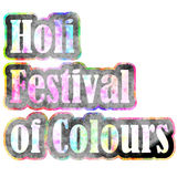 Holi Royalty Free Stock Image