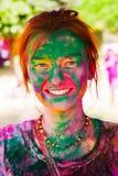 Holi Festival Stockfotografie