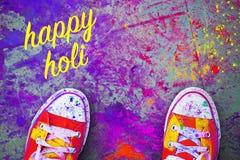 Holi Festival Lizenzfreie Stockfotos