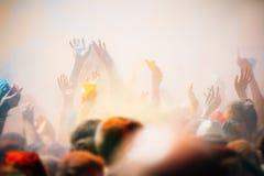 Holi Festival Royalty Free Stock Image