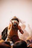 Holi Festival Stock Photo