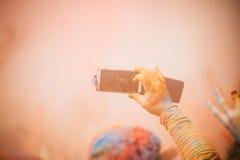 Holi Festival Stock Photos