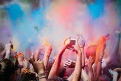 Holi Festival Royalty Free Stock Photos