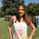 Holi Festival of colors Royalty Free Stock Photos