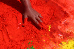 Holi- Festival of Colors Royalty Free Stock Images
