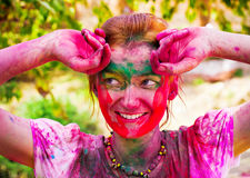 Holi Festival Royalty Free Stock Photography