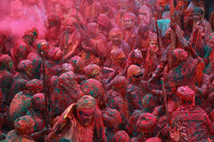 Holi Festival Stock Image