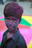 Holi festival in India Royalty Free Stock Photos