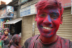 Holi Festival Stock Images