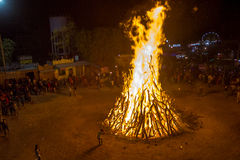 Holi festiwal India Obrazy Royalty Free