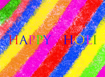 Holi heureux Images stock