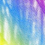 Holi. Hindu Spring Festival. Rainbow gradient background. Pixel grunge texture. White background royalty free illustration