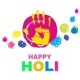 Holi1 Royalty Free Stock Image