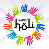 Holi Stock Photo