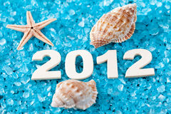 Holiday 2012 Stock Photography