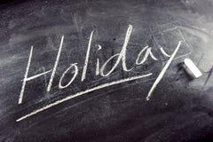 holiday Fotografía de archivo